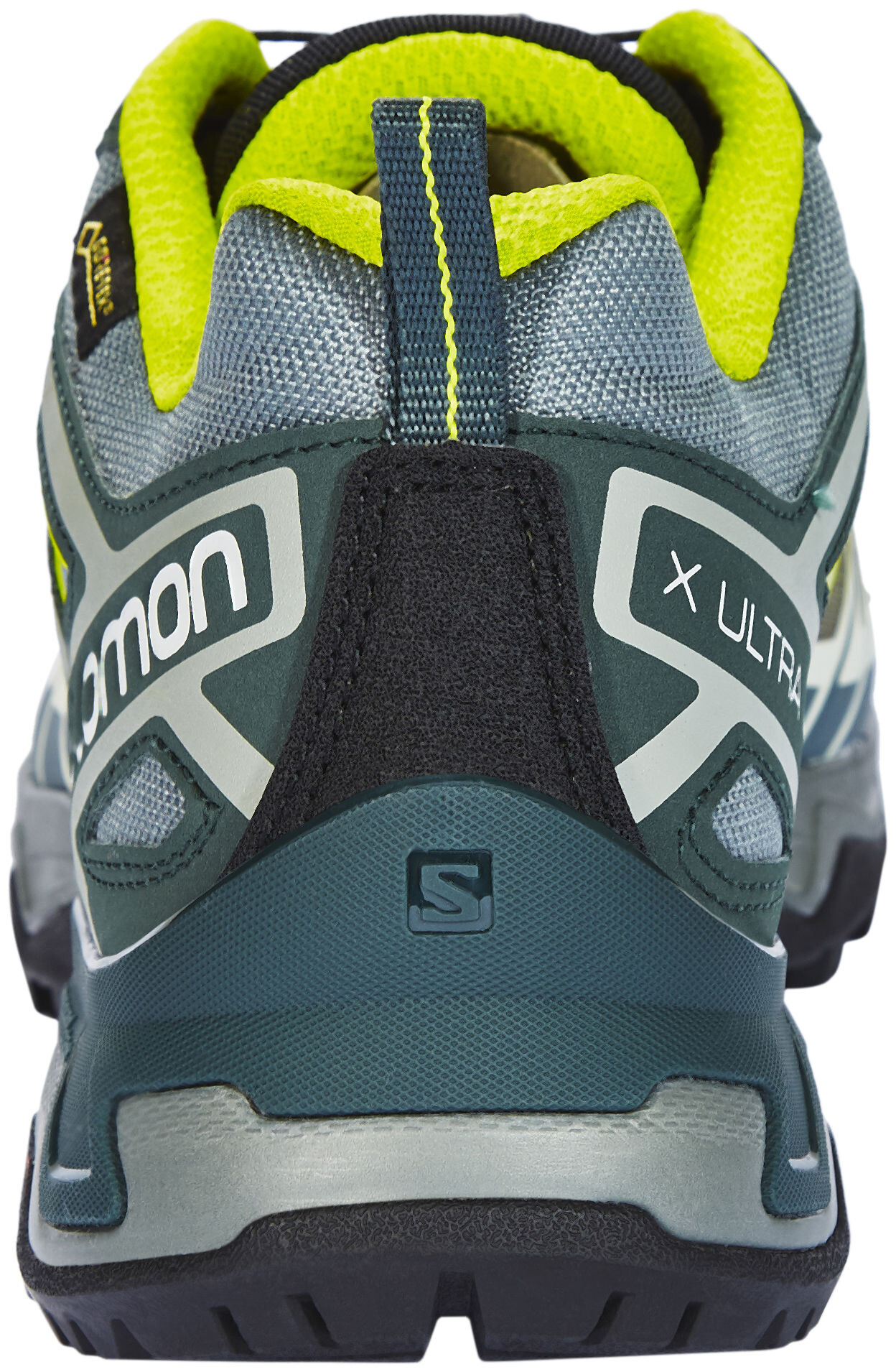 Pétrole Homme Ultra Jaunebleu X Gtx Chaussures Sur 3 Salomon vXxw0x